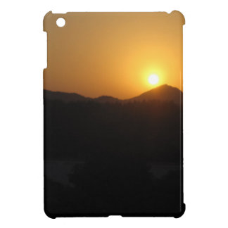 sun rise sun set case for the iPad mini