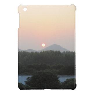 sun rise sun set iPad mini covers