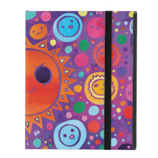 Sun,s iPad Folio Cover