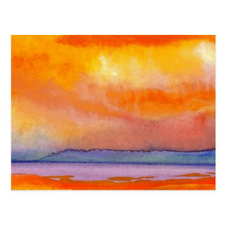 Sun Scape - CricketDiane Ocean Art Products Postcard