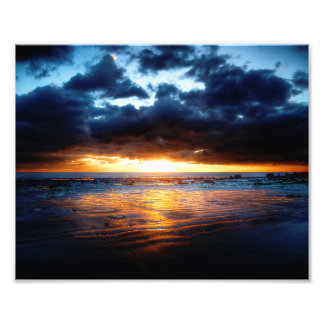 Sun, Sea & Sand Photographic Print