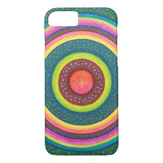 Sun Seed Mandala Phone Case, iPhone, iPad iPhone 7 Case
