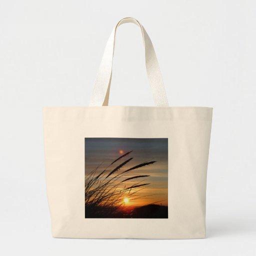 Sun Set Tote Bags