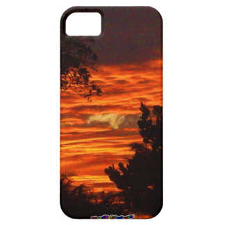 Sun Set Case For The iPhone 5