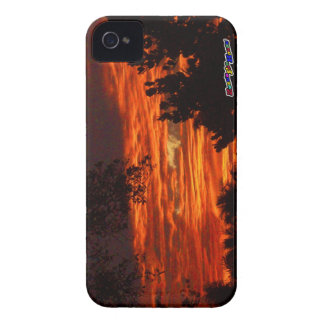 Sun Set iPhone 4 Cover