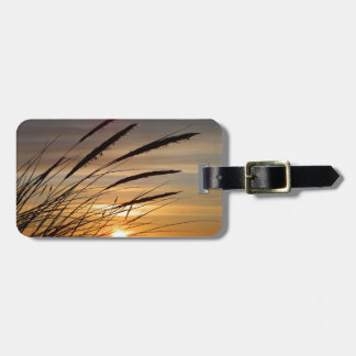 Sun Set Tags For Luggage