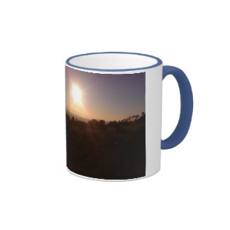 Sun Set Ringer Mug