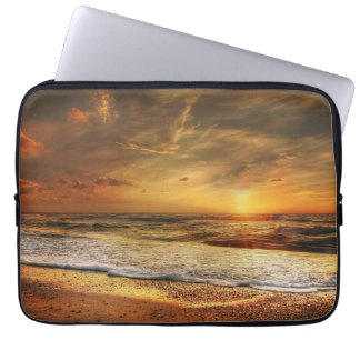 Sun set Neoprene Laptop Sleeve 13 inch