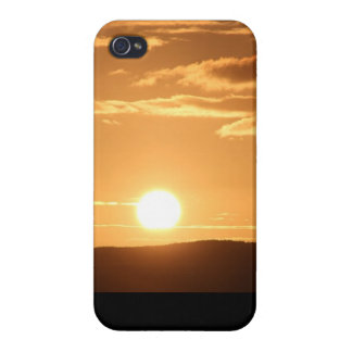 Sun set Phone case Covers For iPhone 4