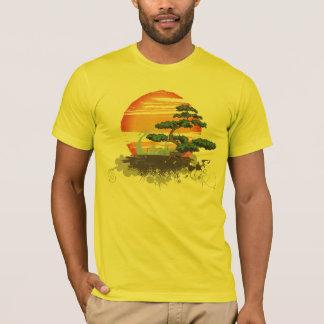 Sun set T shirt