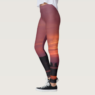 Sun sets Leggings