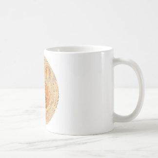 Sun Shine Golden Flames Mug