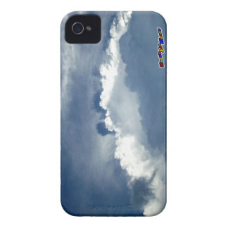 Sun Shinning through the Stormy Clouds iPhone 4 Case-Mate Cases