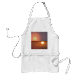SUN -  Smiles in MORNING, Fades by EVENING Aprons