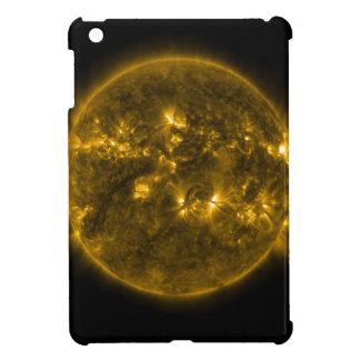Sun Solar Flares iPad Mini Cover