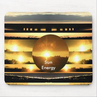SUN - Source of Vital Energy Mouse Pad