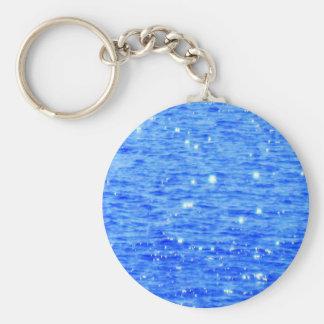 Sun sparkle keychain