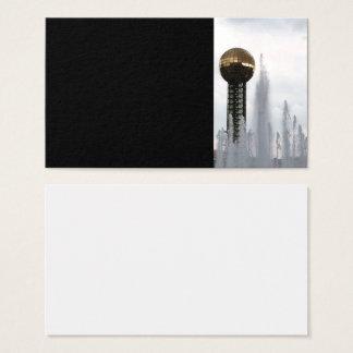 Sun Sphere Business Card