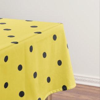 Sun Spot Polka Dot Table Cloth
