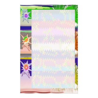 SUN Star Magic Graphics Personalized Stationery