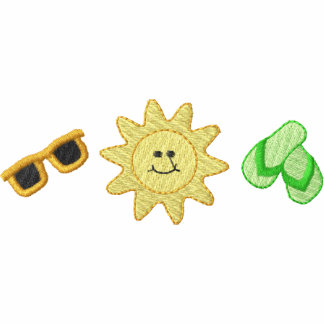 Sun Sunglasses Flip Flops