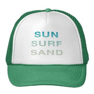SUN SURF SAND CAP