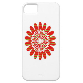 SUN SUTRA : Reiki Master created RED SHADE energy iPhone 5 Covers