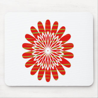 SUN SUTRA : Reiki Master created RED SHADE energy Mouse Pad