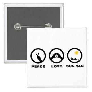 Sun-Tanning Buttons