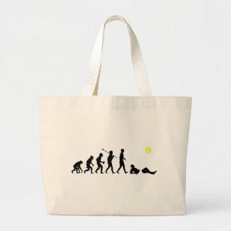 Sun-Tanning Tote Bags