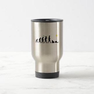 Sun-Tanning Coffee Mug