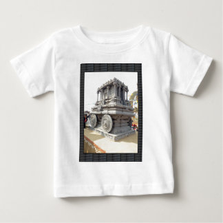 SUN temples of India miniature stone craft statue Baby T-Shirt