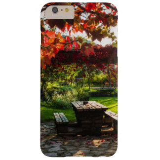 Sun through autumn leaves, Croatia Barely There iPhone 6 Plus Case