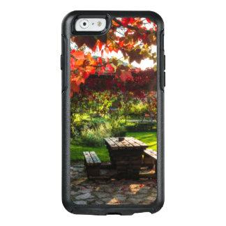 Sun through autumn leaves, Croatia OtterBox iPhone 6/6s Case