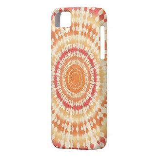 Sun Tie Dye iPhone 5 Cases