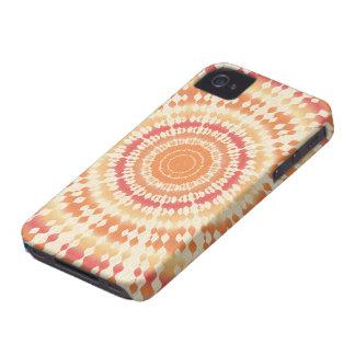 Sun Tie Dye Case-Mate iPhone 4 Case