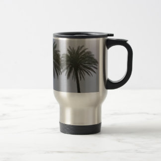 Sun Trees Egypt. Travel Mug