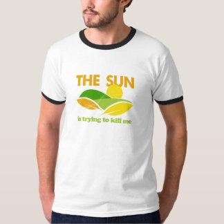Sun Trying To Kill Me T-Shirt