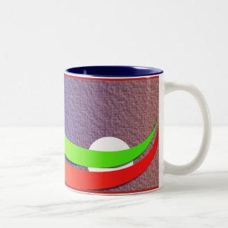 Sun Two Tone Mug