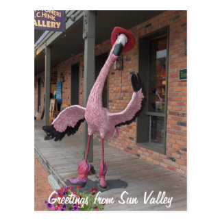 Sun Valley Postcard