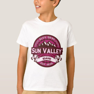 Sun Valley Raspberry T-Shirt