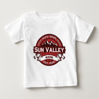 Sun Valley Red Baby T-Shirt