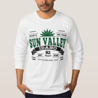 Sun Valley Vintage Forest T-Shirt