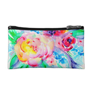 Sun Washed Pink Cosmetic Bag