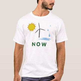 sun wind water now T-Shirt
