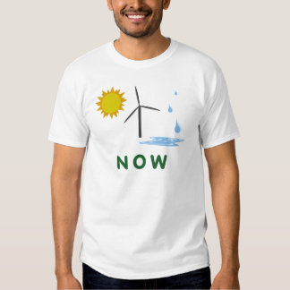 sun wind water now t shirts