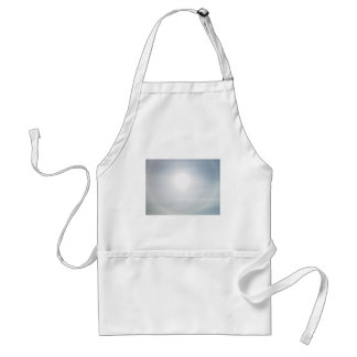 Sun With Halo Aprons