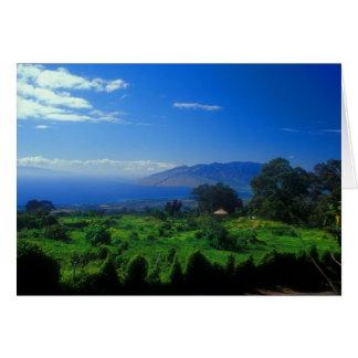 Sun Yat Sen Park Maui Card