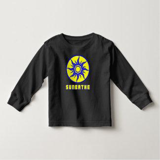 SunBathe Toddler Fleece Sweatshirt