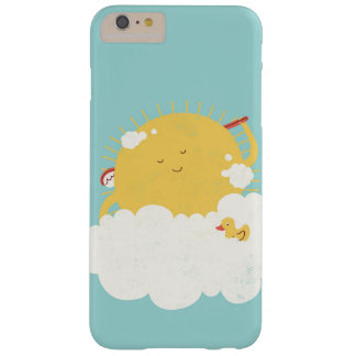 sunbathing barely there iPhone 6 plus case